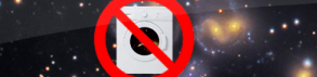 Attention : ne pas laver l'Univers à la machine !