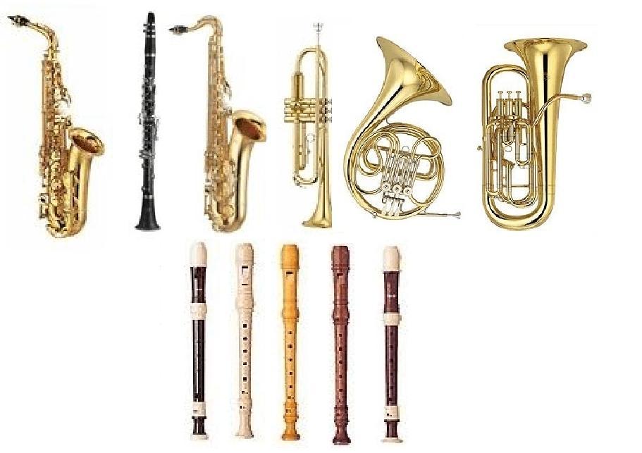 Instrument A Vent En Bois - Le saxophone en cuivre et pourtant dans les bois Un article d'Omnilogie fr