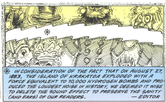 L'éruption du Krakatoa : Don Rosa – The Cowboy Captain Of The Cutty Sark