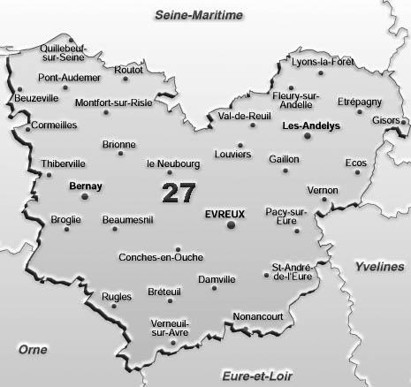 Origine Du Nom Ville Normandie
