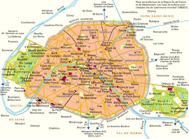 Evolution Ville De Paris