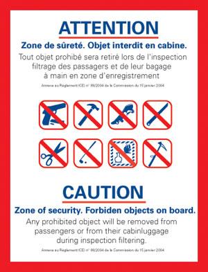 Quelle est la temprature dans un avion un article d 39 - C est interdit dans l avion ...